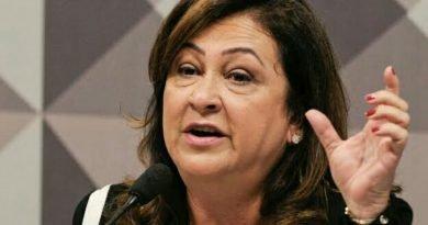 PGR pede reabertura investigação sobre caixa 2  que envolve senadora Katia Abreu
