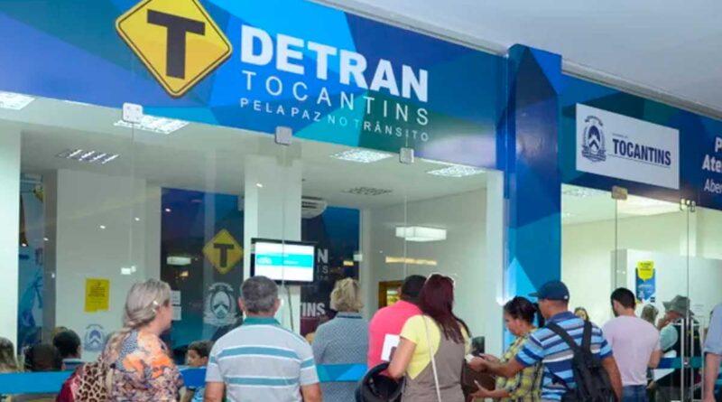 Em meio a pandemia, reajuste das taxas do Detran passam a valer no Tocantins